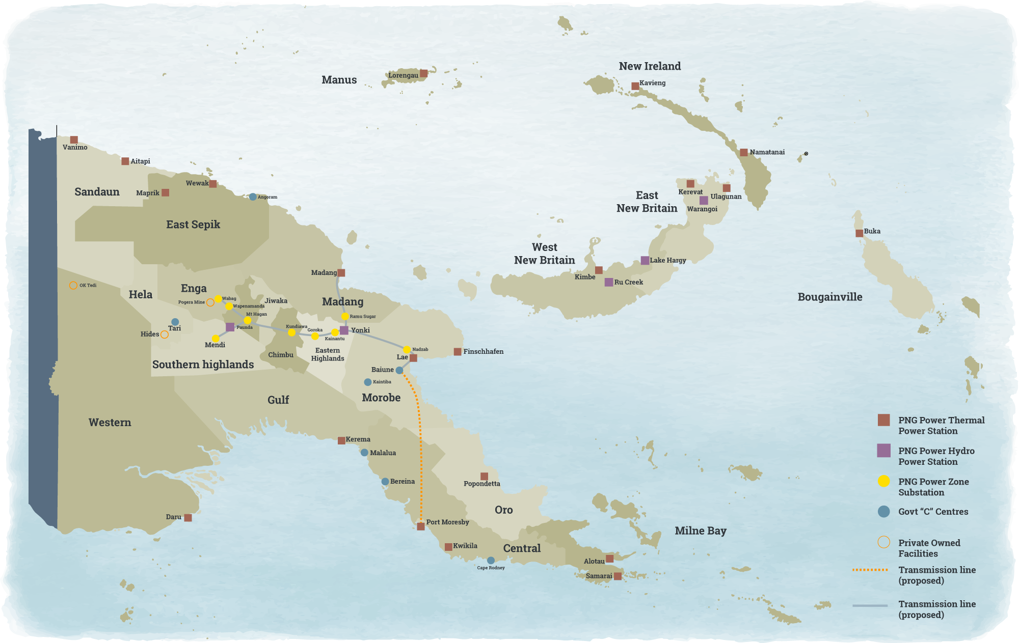 Putting Papua New Guinea on the map